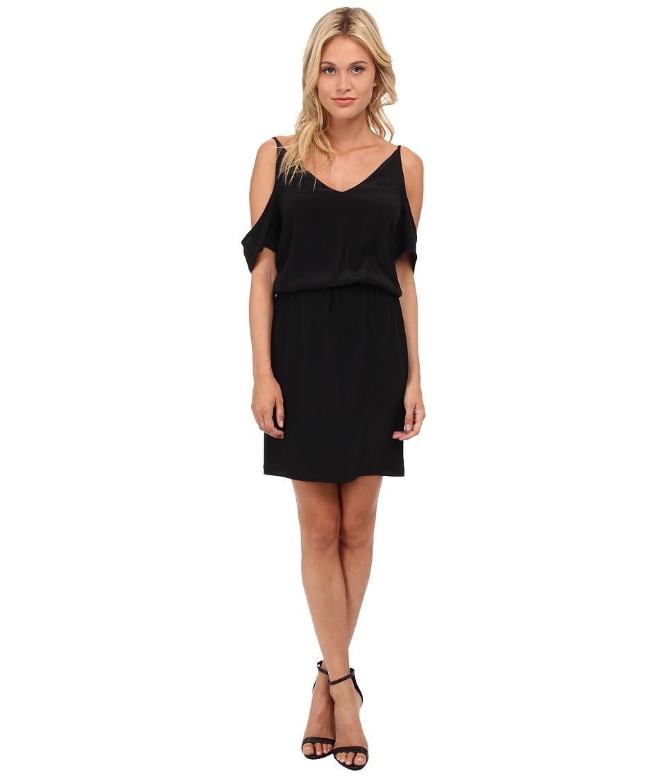 Amanda Uprichard - Teagan Dress (Black) Women's Dress