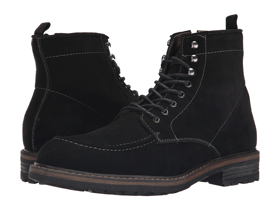 Bass - Reston (Black) Men's Shoes