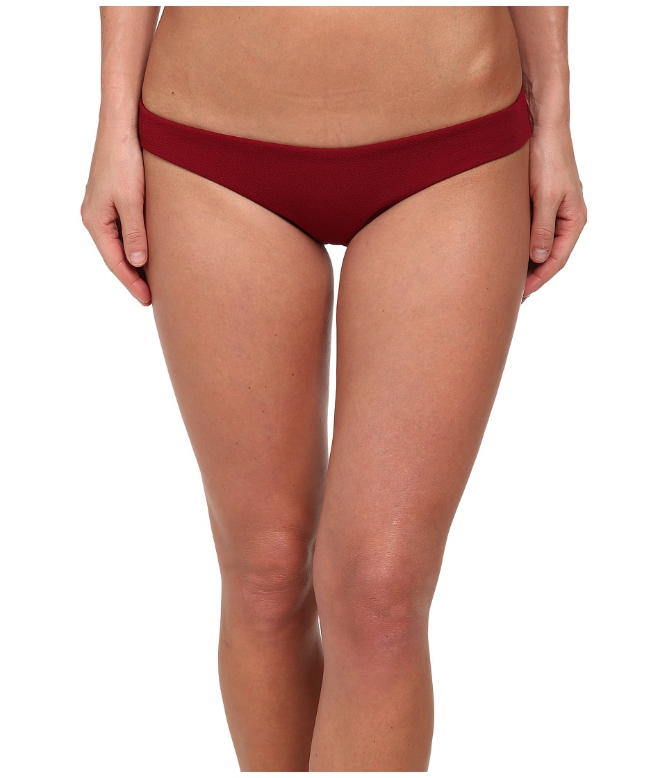 Beach Riot - Sandy Bottoms (Crimson) Women
