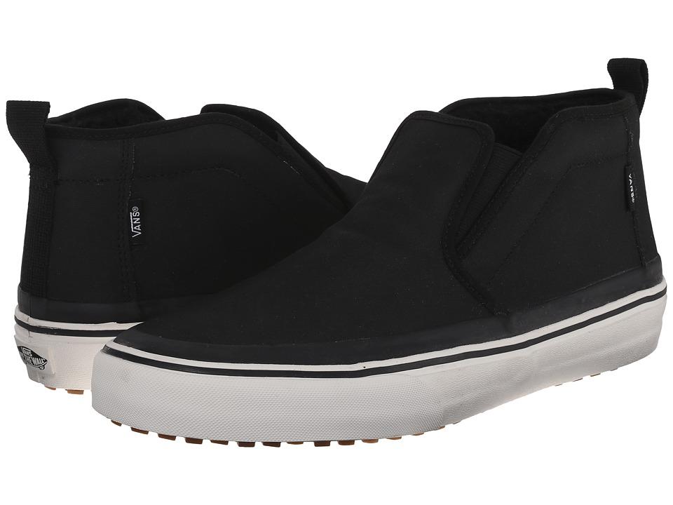 Vans Mid Slip HF MTE ((MTE) Black/Fleece) Men