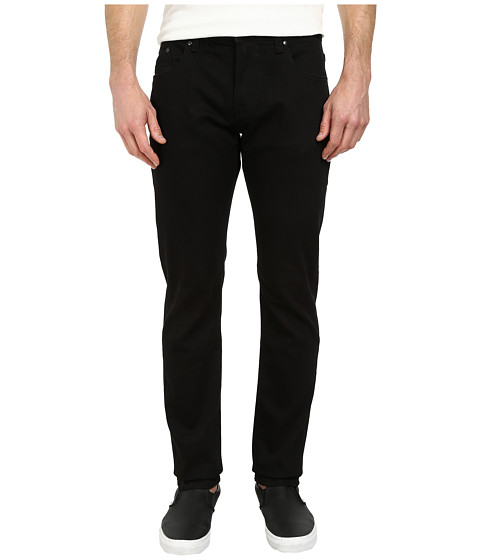 William Rast - Dylan Slim Jeans in Black (Black) Men's Shorts