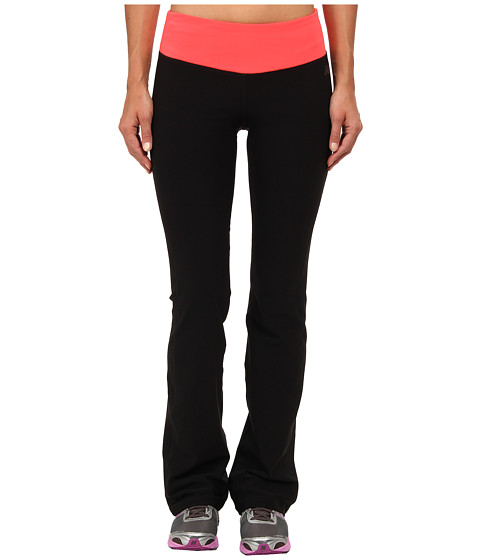 New Balance - Fierce Flare Pants - Long (Bright Cherry) Women's Workout