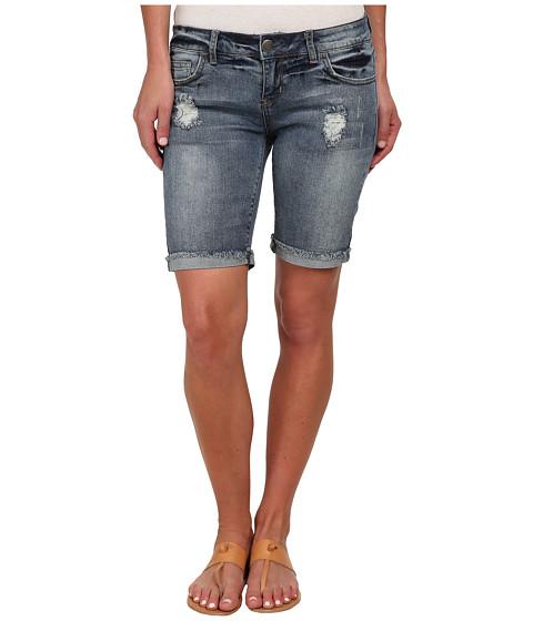 William Rast - Denim Boyfriend Shorts (Foxwood) Women