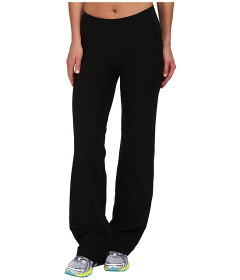 New Balance - Carefree Contender Pants - Long (Black) Women's Workout