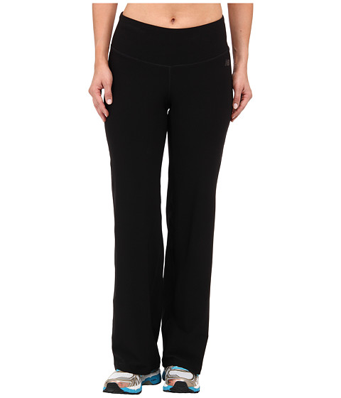 New Balance - Carefree Contender Pants - Short (Black) Women's Workout
