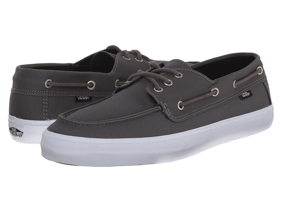 Vans - Chauffeur SF (Pewter/Marshmallow) Men's Shoes