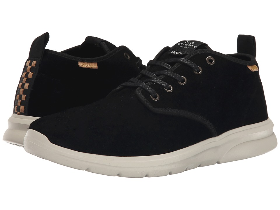 Vans - Iso 2 Mid ((Cork) Black) Men's Shoes