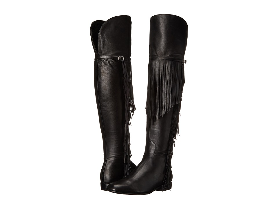 Sigerson Morrison - Effie (Black Leather) Women