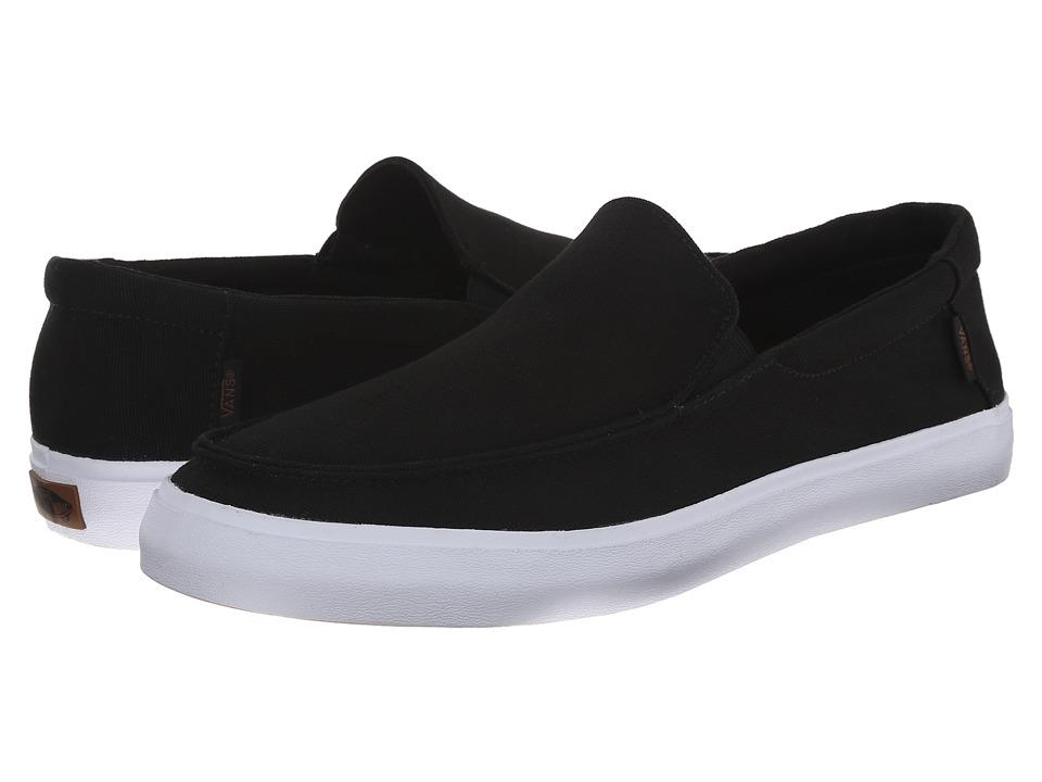 Vans - Bali SF (Black/White) Men