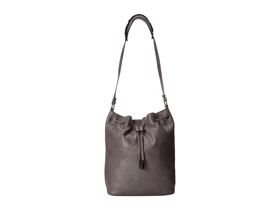 Elliott Lucca - Marion Medium Drawstring (Slate) Drawstring Handbags