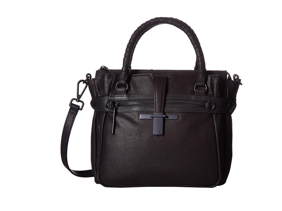 Elliott Lucca - Iara Midi Tote (Black) Tote Handbags