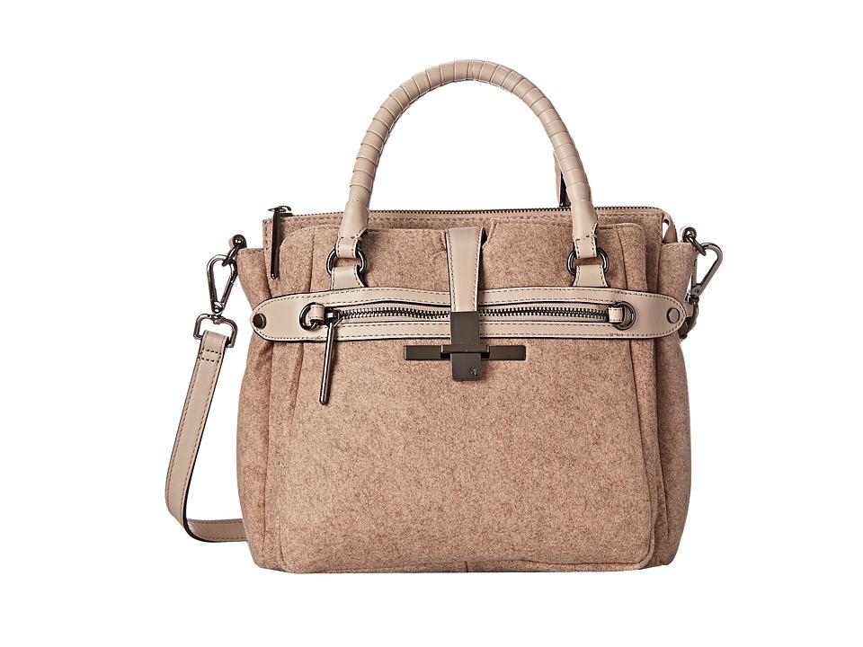 Elliott Lucca - Iara Midi Tote (Truffle Felt) Tote Handbags