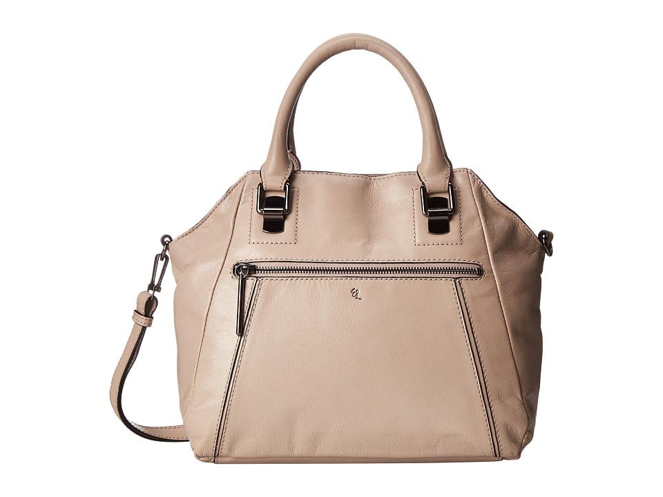 Elliott Lucca - Faro City Satchel (Truffle) Satchel Handbags