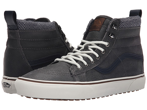 Vans - SK8-Hi MTE ((MTE) Charcoal/Herringbone) Skate Shoes