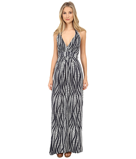 Tart - Lovisa Maxi (Wave Lines) Women's Dress