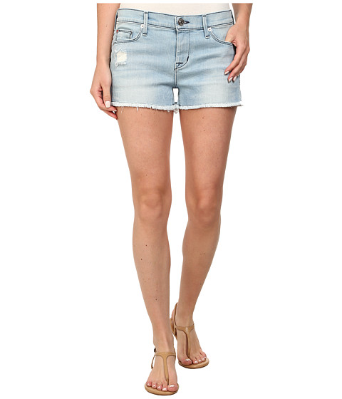 Hudson - Amber Raw Edge Shorts in Strata (Strata) Women