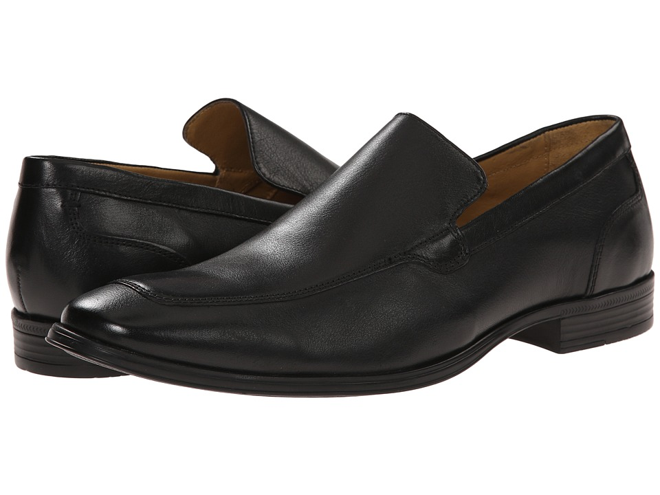 Cole Haan Adams Venetian II (Black) Men