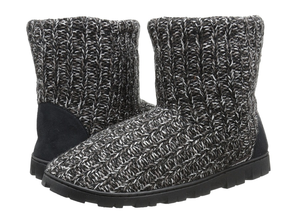 MUK LUKS Lug Boot (Black) Women
