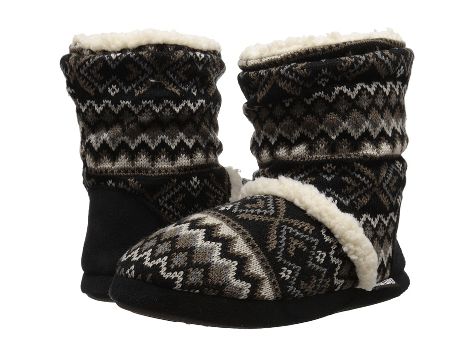 MUK LUKS Scrunch Boot (Neutral) Women