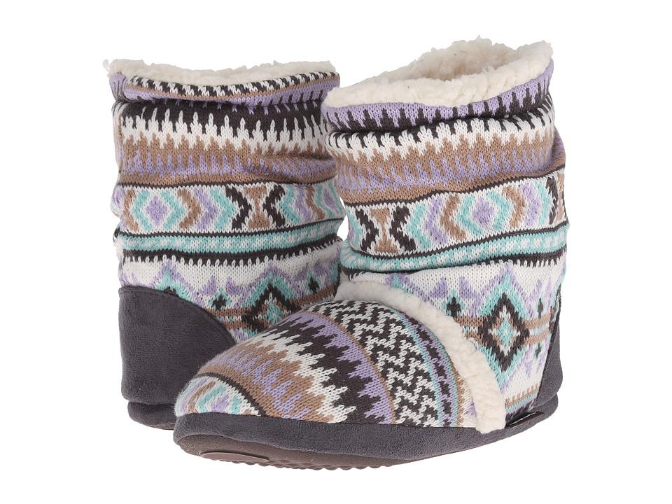 MUK LUKS Scrunch Boot (Pastel) Women