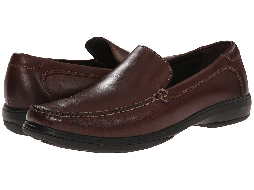 Cole Haan Keating Venetian (Chestnut) Men