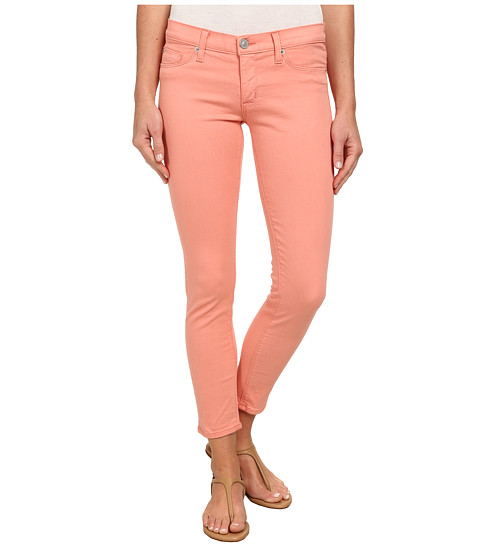 Hudson - Krista Super Skinny Crop Jeans in Desert Rose (Desert Rose) Women