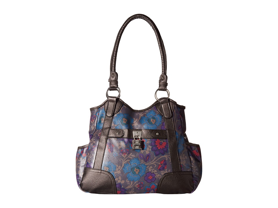 Rosetti - Finders Keepers Four Poster (Sugarplum Print) Handbags