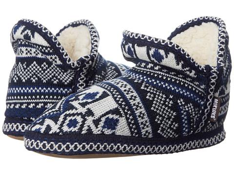 MUK LUKS - Amira Nordic (Blue) Women's Boots