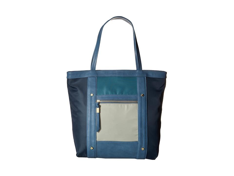 Big Buddha - Shane (Navy Multi) Handbags