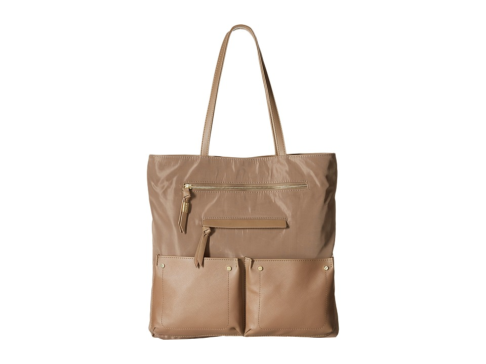 Big Buddha - Sookie (Tan) Tote Handbags