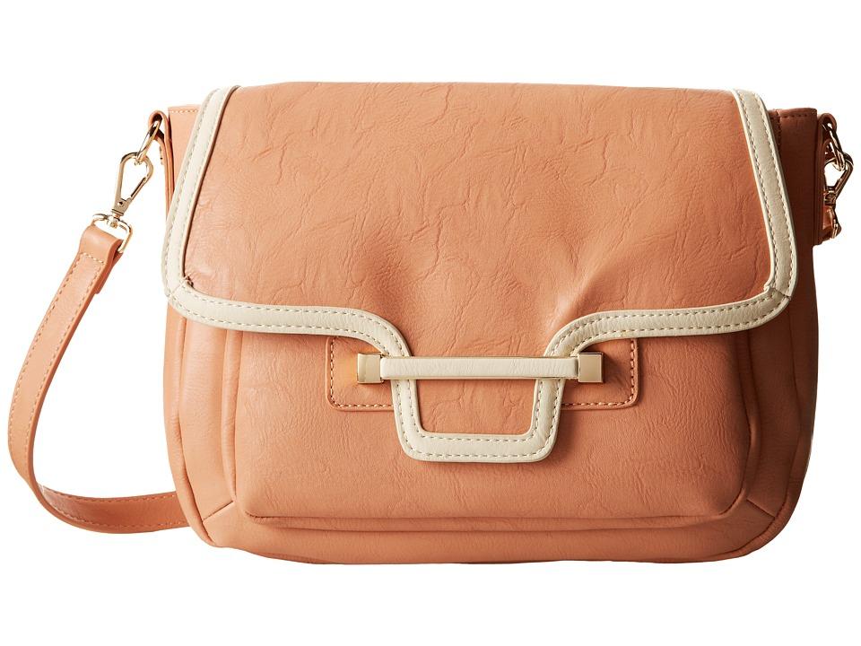 Big Buddha - Larissa (Blush) Cross Body Handbags