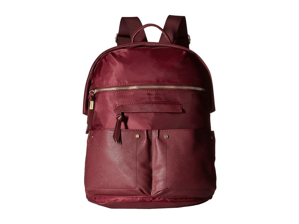 Big Buddha - Shea (Wine) Backpack Bags