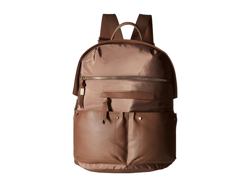 Big Buddha - Shea (Tan) Backpack Bags