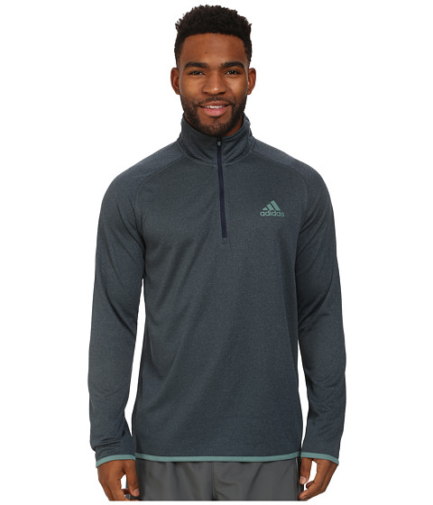 adidas - Climacore 1/4 Zip (Collegiate Navy) Men's Clothing