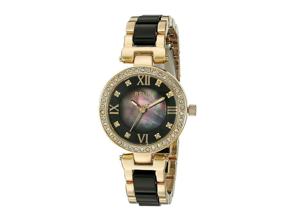 Relic - Selma (Gold/Black) Watches