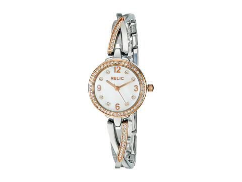 Relic - Darcy (Silver/Rose 2T) Watches