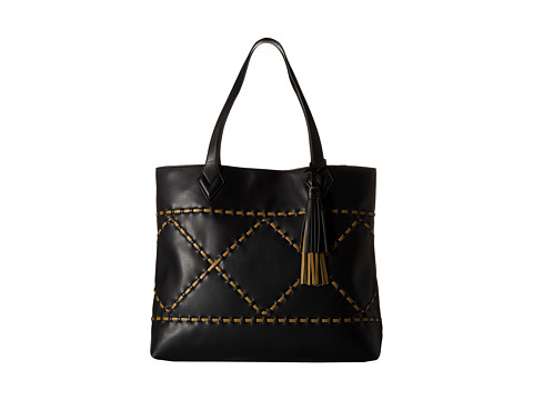 Big Buddha - Winona (Black/Olive) Tote Handbags