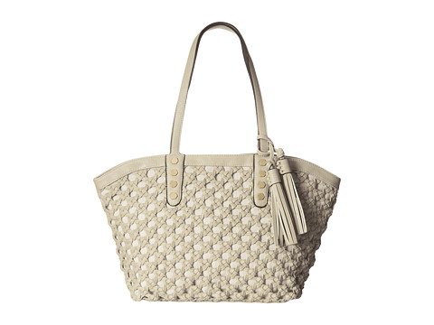 Big Buddha - Elliot (Bone) Handbags