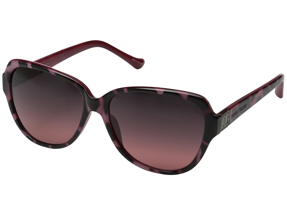 Ivanka Trump - IT 068 (Raspberry/Tortoise) Fashion Sunglasses