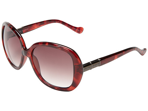 Ivanka Trump - IT 018 (Red/Tortoise) Fashion Sunglasses