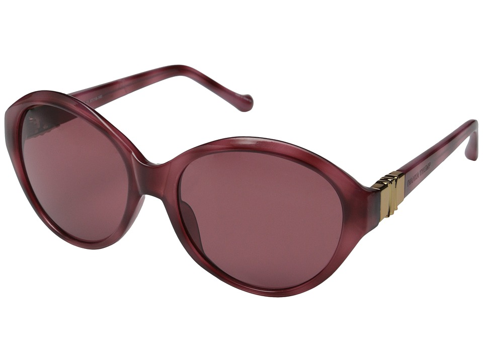 Ivanka Trump - IT 060 (Rose Horn) Fashion Sunglasses
