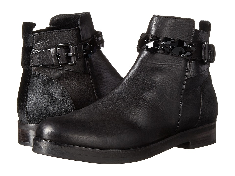 Kennel & Schmenger Jess Smooth Calf Ankle Boot (Schwarz) Women