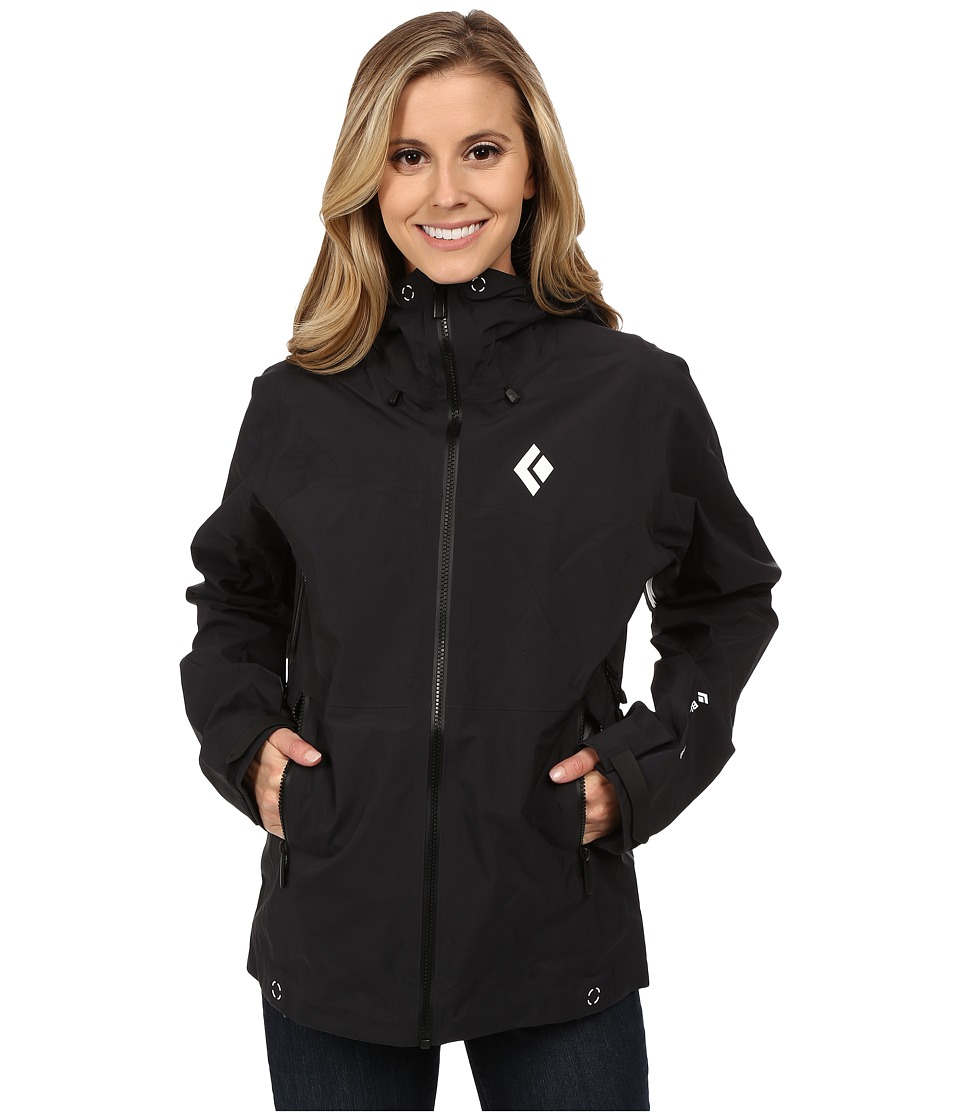Black Diamond - Sharp End Shell (Black) Women's Jacket