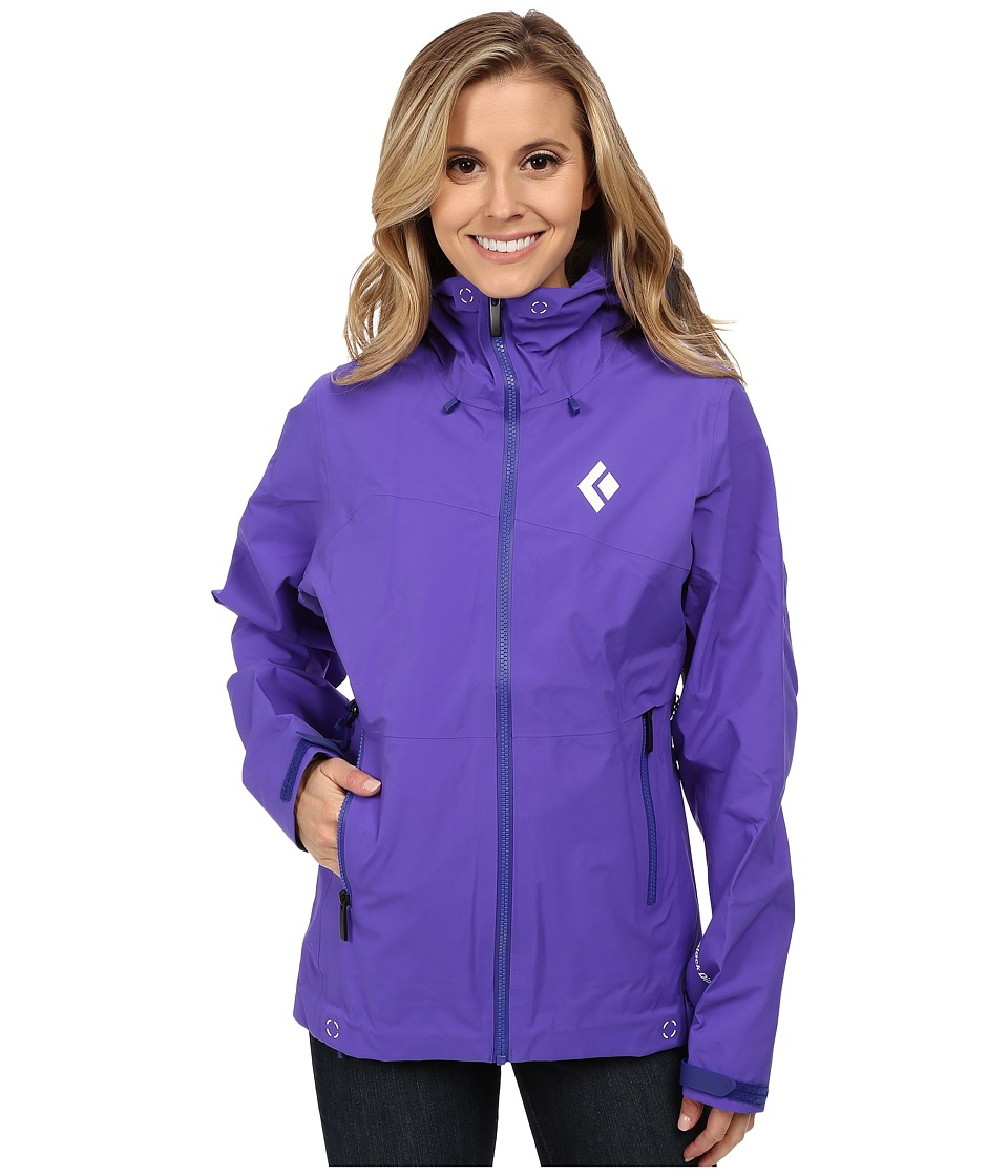 Black Diamond - Sharp End Shell (Amethyst) Women's Jacket