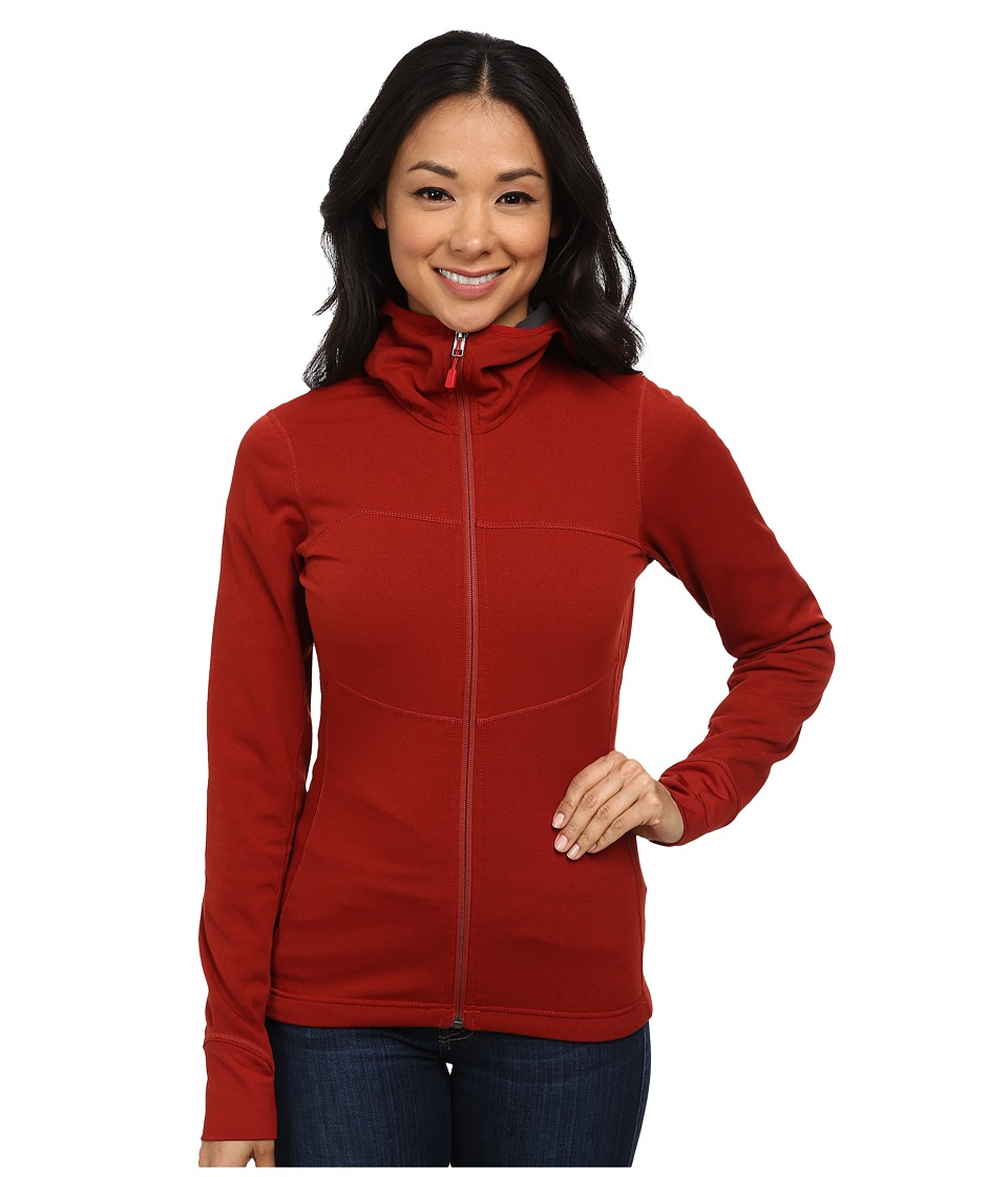 Black Diamond - Coefficient Hoody (Deep Torch) Women's Sweatshirt