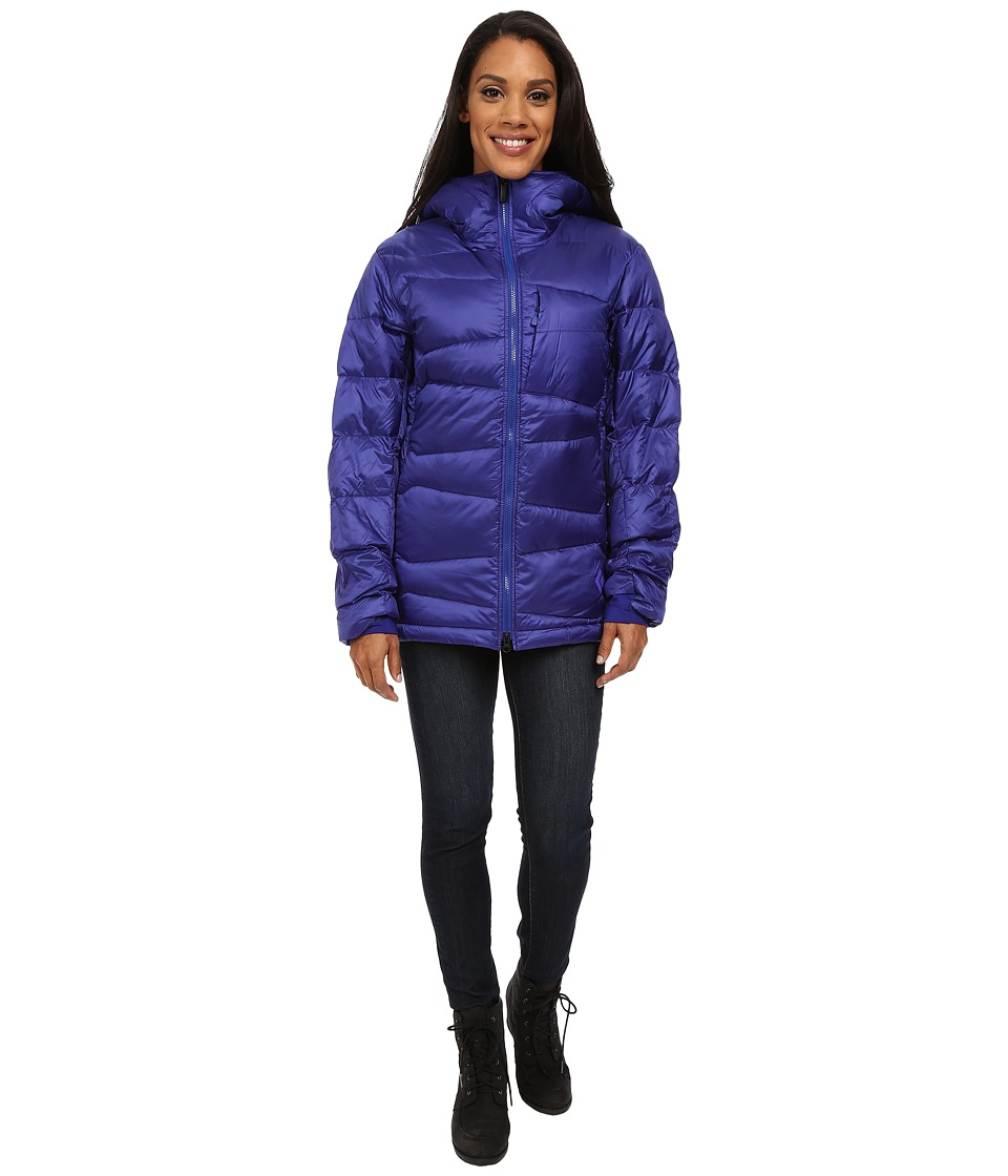 Black Diamond - Cold Forge Parka (Spectrum Blue) Women's Clothing
