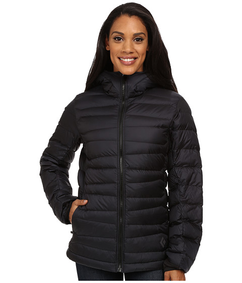 Black Diamond - Cold Forge Hoody (Black) Women
