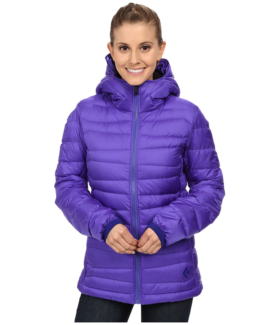 Black Diamond - Cold Forge Hoody (Amethyst) Women's Sweatshirt