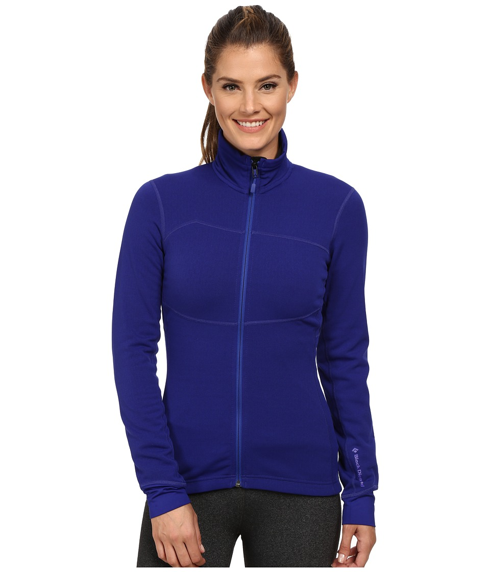 Black Diamond - CoEfficient Jacket (Spectrum Blue) Women's Coat