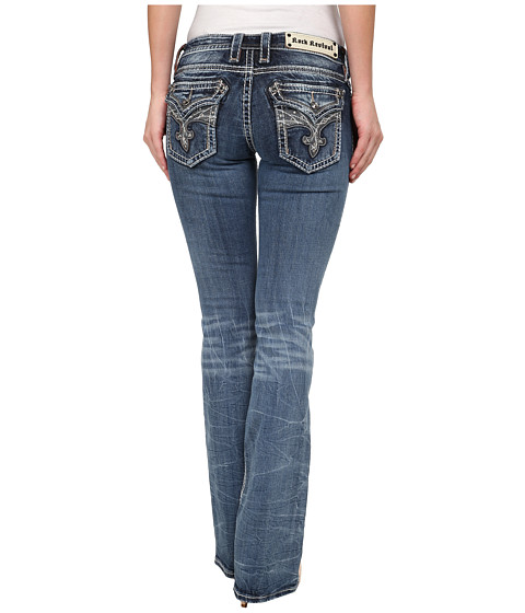Rock Revival - Very B8 Bootcut (Medium Blue) Women